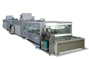 automatic spraying lines